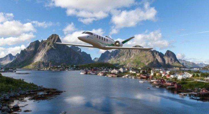 Noruega apuesta por la aviación eléctrica