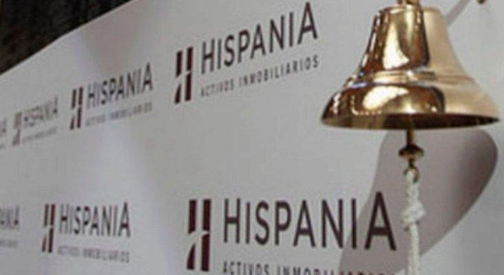 Hispania se resiste a la opa de Blackstone Foto: Expansión