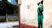 ¿Está Banksy en España