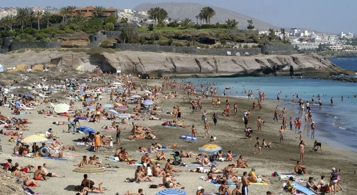 El turismo alemán ocupa el tercer puesto en el ranking de Tenerife