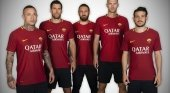 Qatar Airways será el patrocinador oficial del AS Roma