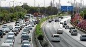 Aumenta un 42% el tráfico en Baleares. Foto de El Mundo