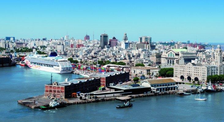 Uruguay incrementa la llegada de cruceros en la temporada 2018/2019
