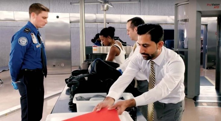 Aena ha adjudicado los servicios de seguridad de sus aeropuertos