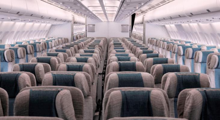 La venta de asientos, otro negocio de las aerolíneas