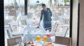 Servicio Unique by Lopesan en el desayuno del hotel Ifa Faro