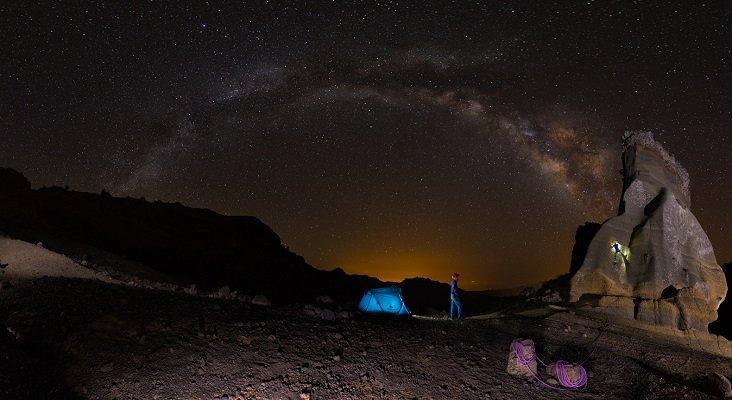 Astrofest 2018, actividades bajo el cielo de la Palma