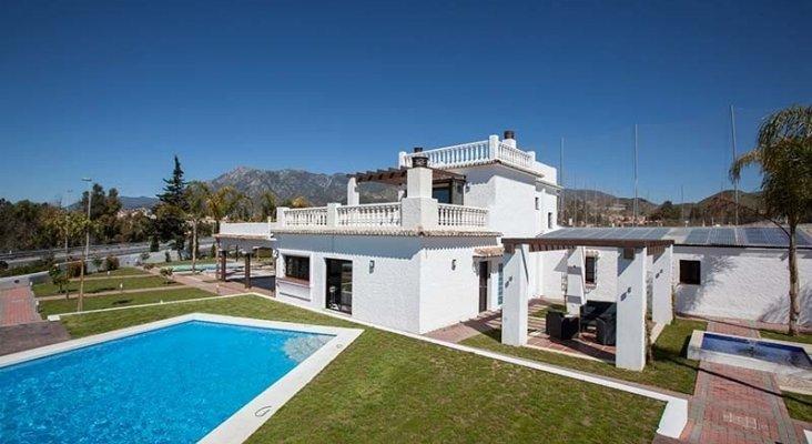 VillaCasa Marbella. Foto de Inmobiliaria Marbella