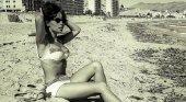 El primer bikini que llegó a España. Foto de El Mundo
