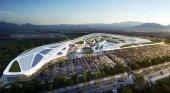 La construcción del CC Open Sky generará 1.000 puestos de trabajo