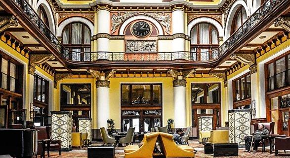 Union Station Hotel Nashville. Foto de Marriott Traveler