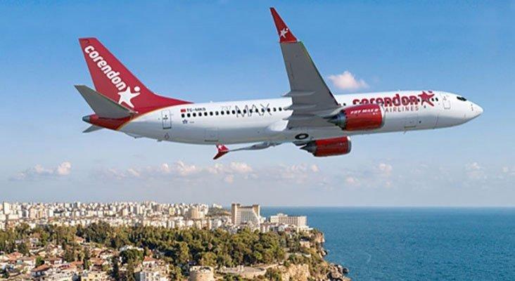 Corendon dobla la oferta entre Alemania y Antalya y Hurgada