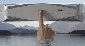 Ford crea una ventanilla que permite 'ver' a personas ciegas