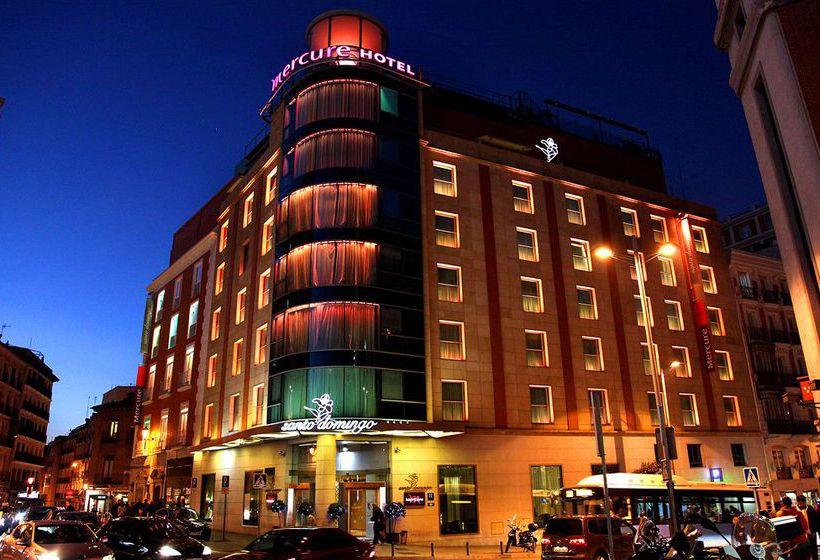 Hotel Santo Domingo. Foto de Destinia