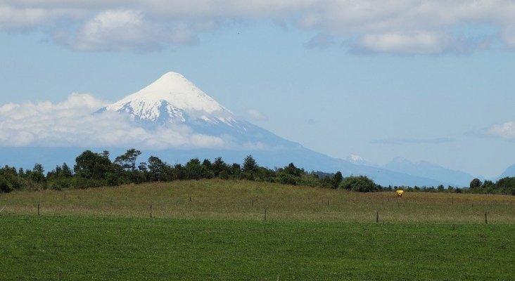 Alerta amarilla en Chile y Argentina por el volcán Osorno