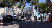 Desalojadas un centenar de personas por un incendio en un hotel de Magaluf