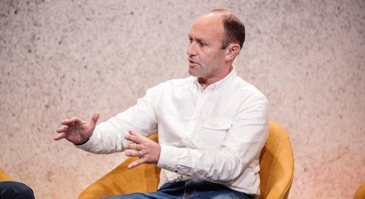 Kenny Jacobs, jefe de Marketing de Ryanair