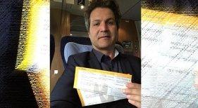 ¿Check- in automático o personal de facturación? Foto: cuenta personal de Bjorn Gianotten en LinkedIn