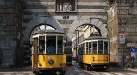 Tranvía de Milán