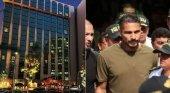 Swissotel Lima responde a las acusaciones de Paolo Guerrero. Foto: USI