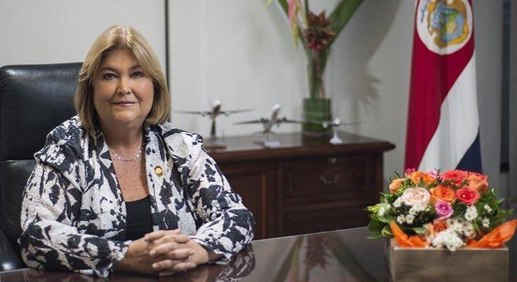 Ministra Turismo María Amalia Revelo