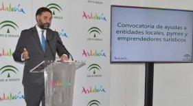 Andalucía subvenciona con 11 millones a emprendedores turísticos