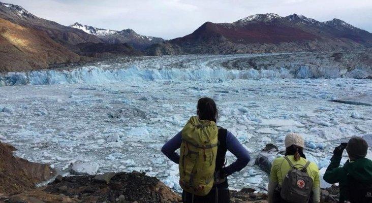 El glaciar Viedma, el más grande de Argentina