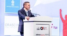 Thomas Bösl, portavoz de QTA