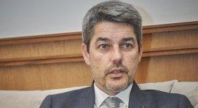 Alberto Bernabé, vicepresidente y consejero insular de Turismo. Cabildo de Tenerife analiza el alquiler vacacional