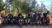 Turistas con discapacidad pasan una  semana practicando deportes de aventura en Tenerife