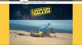 Canarias aprovecha el tirón de Star Wars