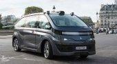 El taxi sin conductor llega a París