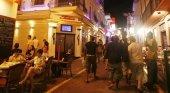 Sant Antoni, Ibiza, silenciará las terrazas a las 23 horas durante la temporada turística