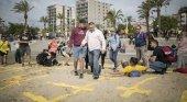 """La fiscalía catalana contra la """"ocupación irregular"""" en playas"""