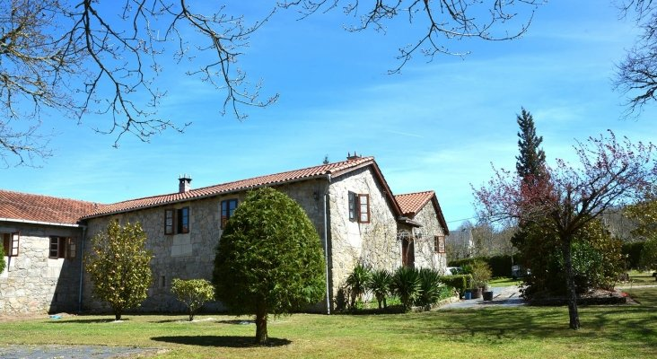 Oca Hotels rehabilita un caserón del siglo XVIII en Galicia