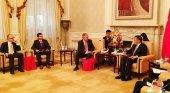 Foro Internacional de Alcaldes de Turismo. Foto: cuenta oficial de Victoria Jing Xiang presidenta de la Asociación de la Nueva Ruta de la Seda