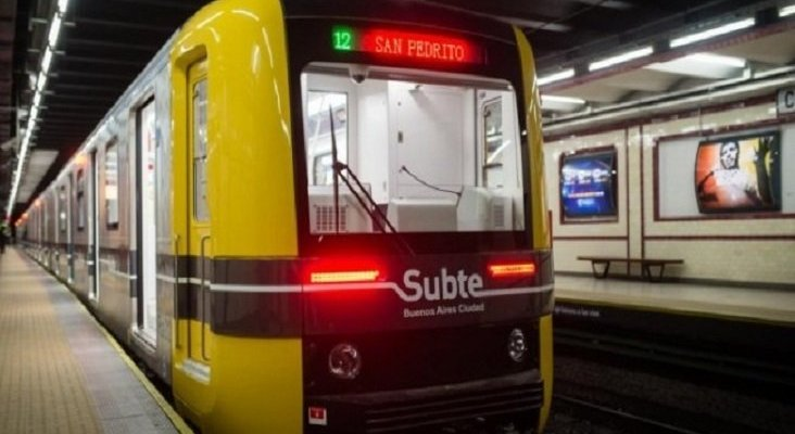 Metro de Buenos Aires. Foto de Segundo Enfoque