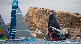 Alicante quiere volver a promocionarse gracias a la Volvo Ocean Race