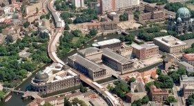 La Isla de los Museos, en Berlín. Foto: Best in design