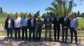 Mónica Bosch, Toni Sanmartí, Francis Coll, Óscar Cruz, Aureli Bisbe, Gerard Figueras, Albert Solá, Joan Segura y Xavier Ubeira