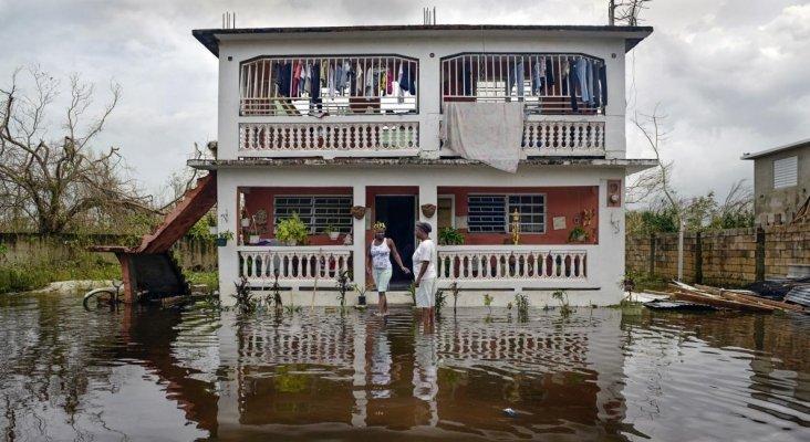Puerto Rico a oscuras ocho meses después del paso del huracán María