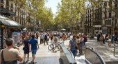 Expertos fiscales proponen aumentar el impuesto turístico en Barcelona. Foto: Ostelea