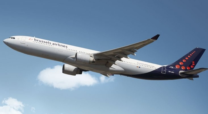 Brussels Airlines deja de volar a importante área turística egipcia