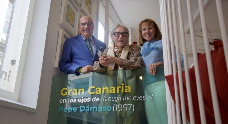 Gran Canaria se apoya en la marca Dámaso