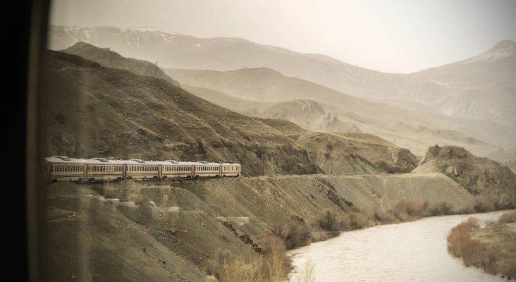 El influjo de las redes sociales 'resucita' a un antiguo tren de Turquía. Foto: El País