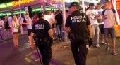 Turistas violentos conmocionan Magaluf
