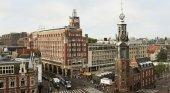 ¿Cómo se respira en Amsterdam? Foto: Booking