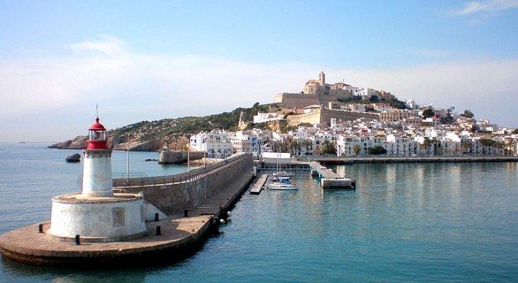 El puerto de Ibiza es el más solicitado por usuarios europeos. Foto: LANOEL