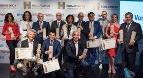 Premios Roca 2018. Foto Skippermar