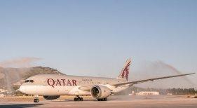 Qatar Airways lanza su nueva ruta desde Málaga